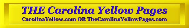 THE Carolina Yellow Pages Directory